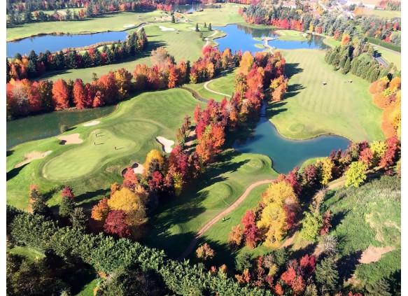 Coffret séjour - Golf Parc Robert Hersant***