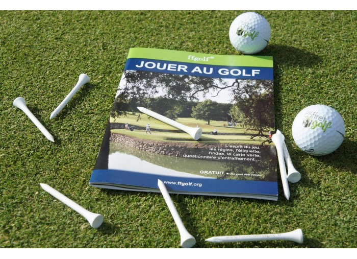 Index Carte Verte Golf.Premiers Pas Vers La Carte Verte Mon Coffret Golf