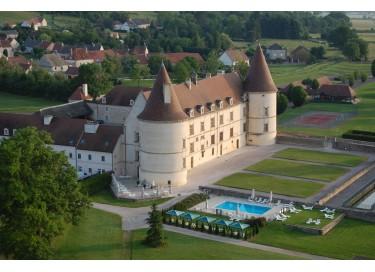 Coffret séjour - Château de Chailly****