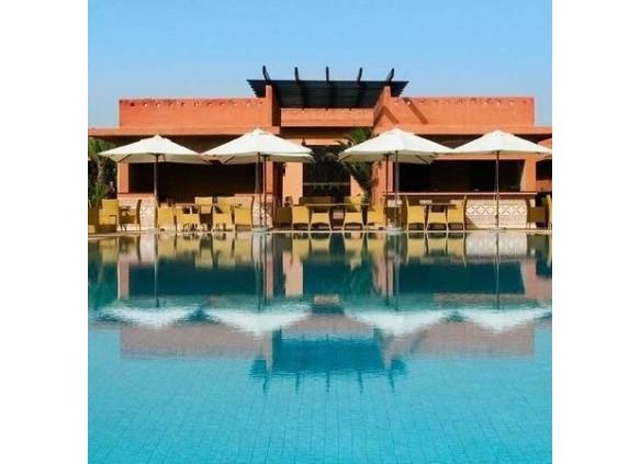 Coffret séjour - Domaine des remparts Marrakech*****